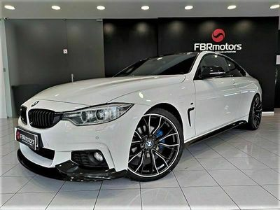 usado BMW 420 d Coupe Pack M Performance