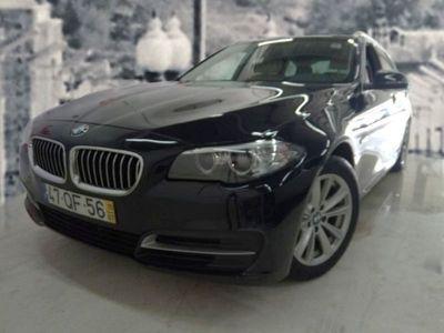 usado BMW 520 D Touring Line Auto