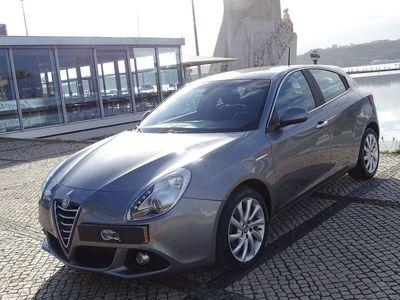 usado Alfa Romeo Giulietta 1.6 JTD-M Distinctive Nacional