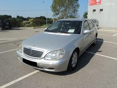usado Mercedes S320 Classe(224cv) (4p)