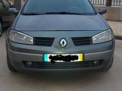 usado Renault Mégane 1.5dci break