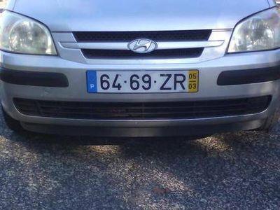 usado Hyundai Getz Cdti Van