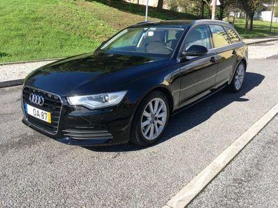 second-hand Audi A6 Avant 3.0 TDi V6 Exclusive Multitronic