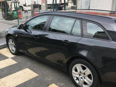 usado Opel Insignia -