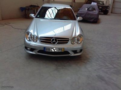 usado Mercedes CLK220 Amg