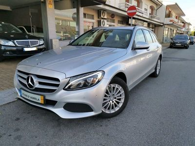 used Mercedes C220 BlueTEC 7 G TRONIC 170 CV