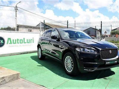 usado Jaguar F-Pace 2.0D Prestige