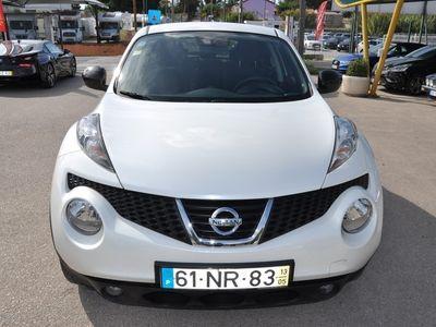 usado Nissan Juke 1.6