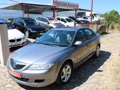 usado Mazda 6 2.0 CDTI 136 CV
