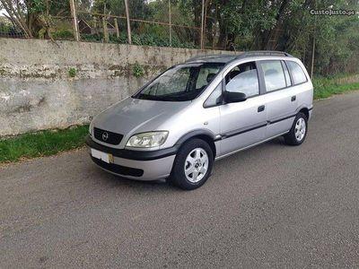 used Opel Zafira 2.0 dti (5 lugares