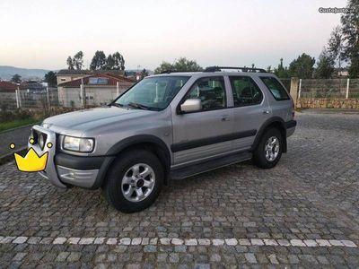 usado Opel Frontera Limited