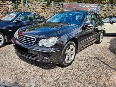 usado Mercedes C220 CDI AVANT. AUTO