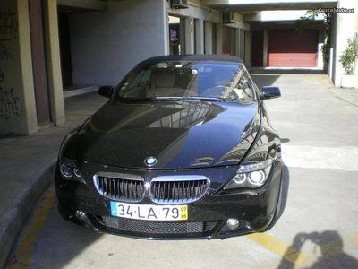 usado BMW 630 Cabriolet 2007 gpl