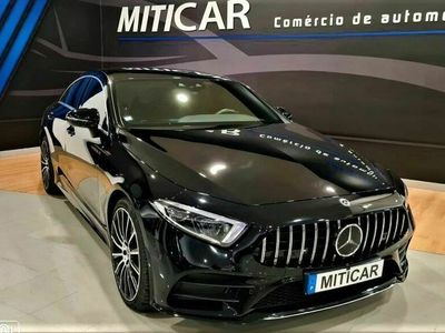 usado Mercedes CLS350 d 4Matic AMG Line