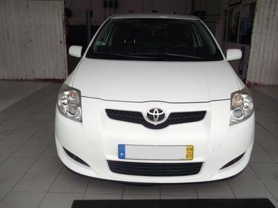 usado Toyota Auris 1.4D Comercial