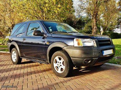 usado Land Rover Freelander 2.0Td Cabrio HardTop