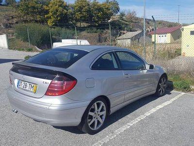usado Mercedes C220 Sportcoupé evolution