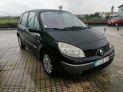 usado Renault Scénic familiar