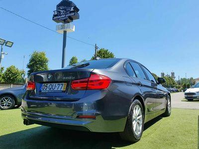 usado BMW 320 d EfficientDynamics Auto
