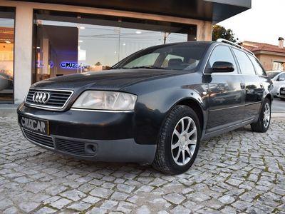 usado Audi A6 Avant 2.5 tdi Sport