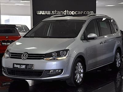 usado VW Sharan 2.0 TDI Highline DSG
