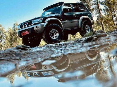 usado Nissan Patrol GR y61 3.0di Turbo