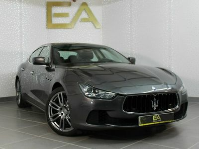 usado Maserati Ghibli Auto Sport