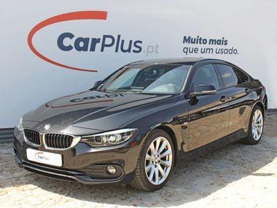 usado BMW 418 Gran Coupé Serie 4 d Auto 2017