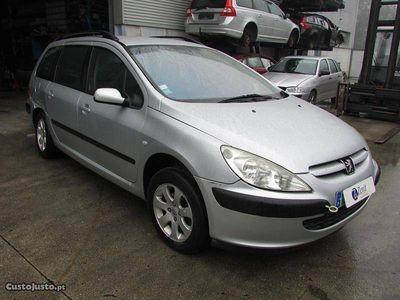 gebraucht Peugeot 307 1.4HDi - Salvado