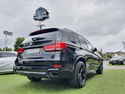 usado BMW X5 25 d sDrive Pack M (218cv) (5p)