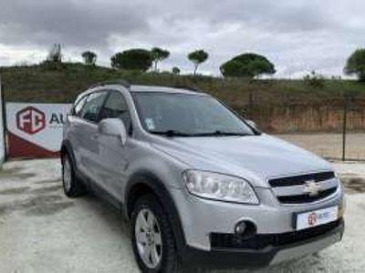 usado Chevrolet Captiva Gasóleo