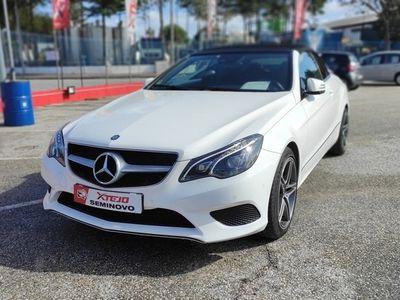 usado Mercedes E220 Cabrio BlueTech