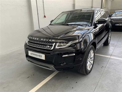 used Land Rover Range Rover evoque 2.0 TD4 SE Dynamic