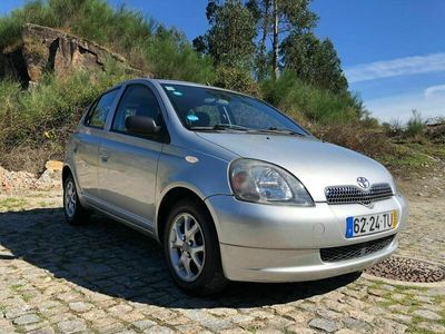 usado Toyota Yaris 1.0 VVT-I A.C