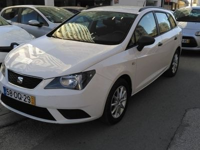 brugt Seat Ibiza ST Reference 1.2