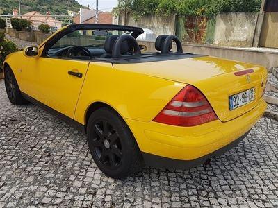 usado Mercedes SLK200 ClasseKOMPRESSOR / GARANTIA