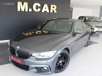 usado BMW 425 Série 4 d Pack M (218cv) (2p)