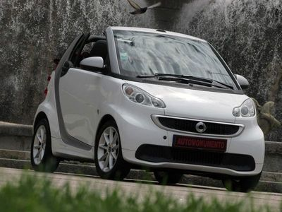 gebraucht Smart ForTwo Cabrio 0.8 CDI Passion AC+GPS (54 cv)