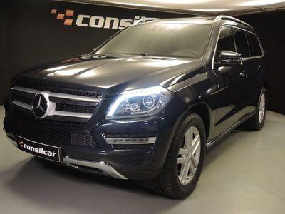 usado Mercedes GL350 CDI Bluetec 4-M FULL NAVI 7Lug.