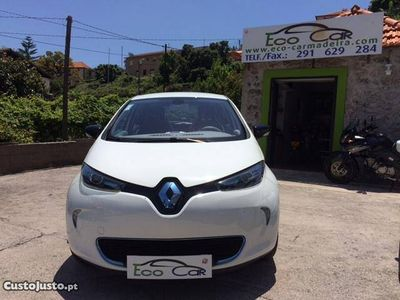 usado Renault Zoe 100% ELECTRICO -
