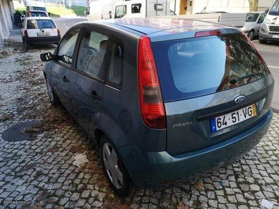 usado Ford Fiesta Ambiente 1.25 A/C