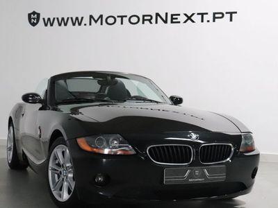 usado BMW Z4 2.2 170cv