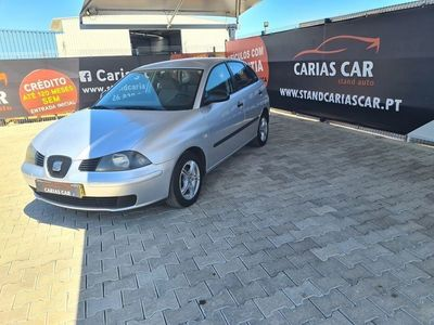 usado Seat Ibiza 1.2 I STYLE REFERENCE / 64CV