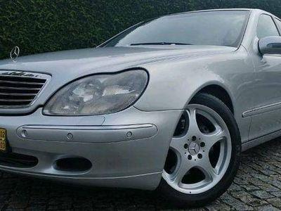 usado Mercedes S320 CDI Nacional 173 mil kms reais
