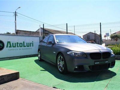 usado BMW 535 d Pack M