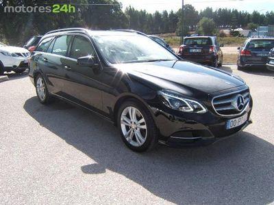 usado Mercedes E250 ClasseBlueTEC Avantgarde Auto