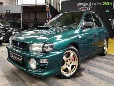 usado Subaru Impreza Impreza SW2.0i GT 4x4 AC+TA+ABS