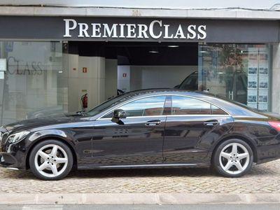 usado Mercedes CLS250 Bluetec AMG