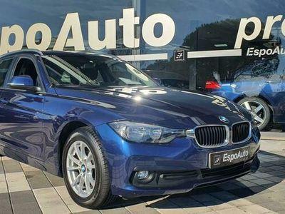 usado BMW 318 d Touring A