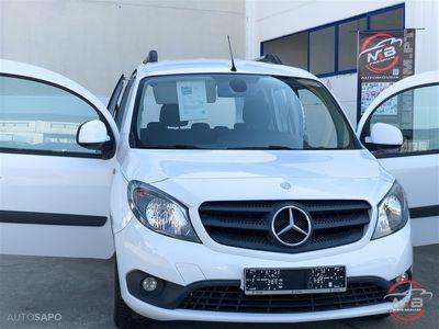 usado Mercedes Citan 109 CDi Longo (90cv) (5p)
